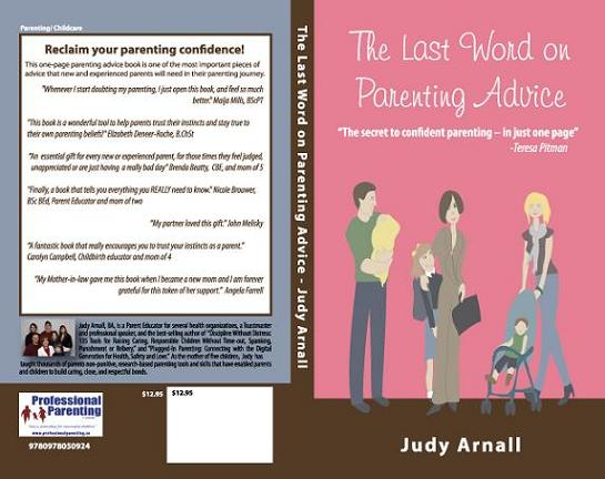 The Last Word on Parenting Advice Book Cover