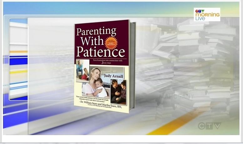 Parenting with patience book